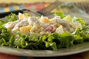 Fruited Chicken Salad Image 1