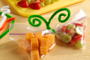 Fruit 'n Cheese Snack Mix Image 1