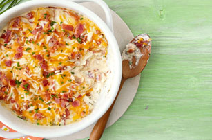 Fully Loaded Scalloped Potatoes