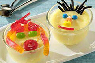 Funny Face Desserts