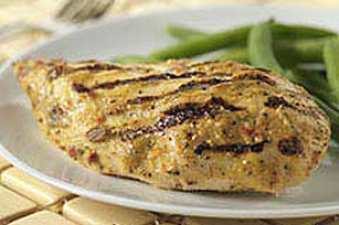 GREY POUPON Grilled Herbed Chicken Image 1