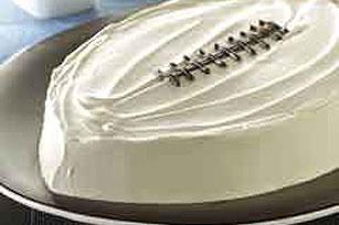 Game Day Football Cake Image 1