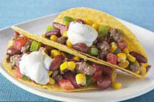 Garden Chili Tacos Image 1