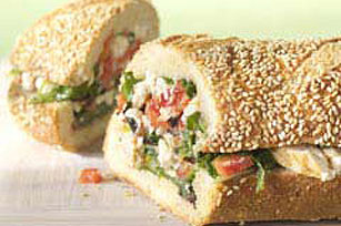 Garden Salad Sub