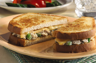 Garden Tuna Melts