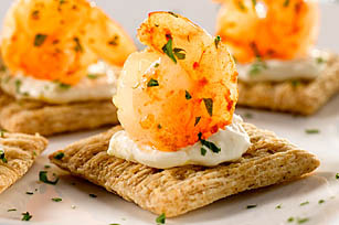 Garlic-Shrimp Toppers Image 1