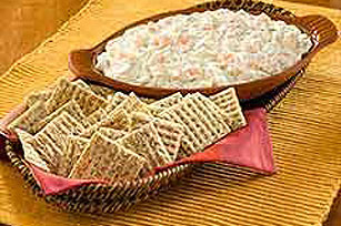 Garlic-Shrimp Spread