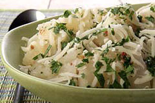 Garlic Lime Yuca Mash Image 1