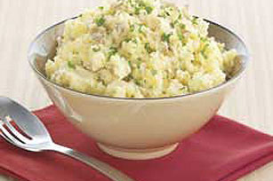 Garlicky Mashed Potatoes Image 1