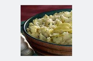 Garlic Mashed Potatoes Dijon