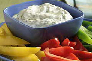 Dip de mayonesa, ajo y cilantro Image 1
