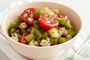 turkey gazpacho salad gazpacho salad with cannellini gazpacho salad ...