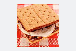 German Chocolate Smores Image 1