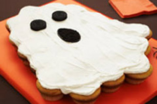 Ghost Cake My Food And Family