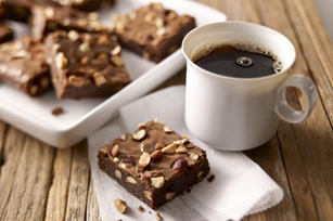 Brownie Bites with Peanuts