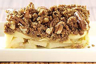 Ginger Snap-Apple Mallow Crisp Image 1