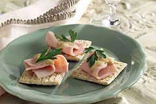Glazed Ham Bites