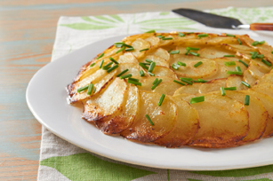Golden Parmesan Potatoes Image 1