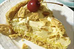 Golden Pineapple Pie Image 1