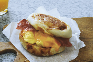 Grab-and-Go Breakfast Sandwich