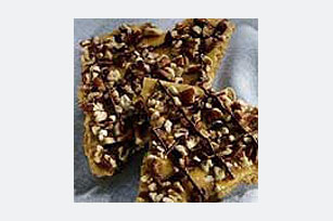 Graham-Pecan Toffee Image 1