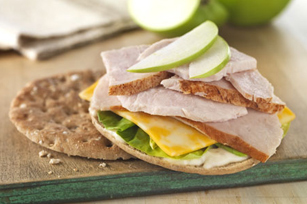 Granny Smith's Turkey Sandwich
