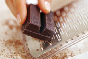 Grated BAKER'S Chocolate Image 1