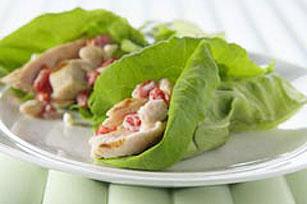 Grecian Lettuce Wraps Image 1