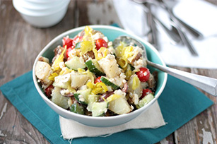 Greek Potato Salad Image 1
