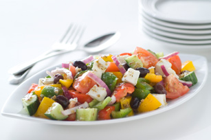Greek Village Salad Image 1
