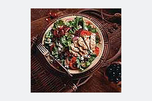Greek Chicken Salad Image 1