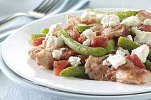 Greek Chicken and Vegetables Image 1