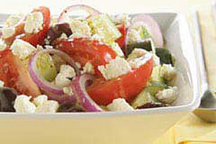 Greek Feta Salad Image 1