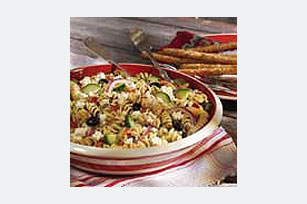 Greek Pasta Salad Image 1