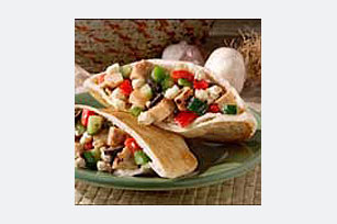 Greek Pepper Pitas Image 1