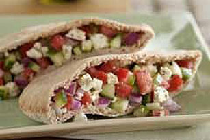 Greek Pita Pockets