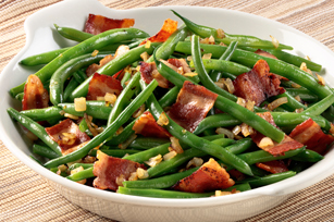 Green Bean, Bacon & Shallot Sauté