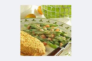 Green Beans in Cheese Sauce Image 1