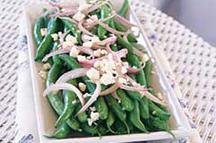 Green Beans with Feta Image 1