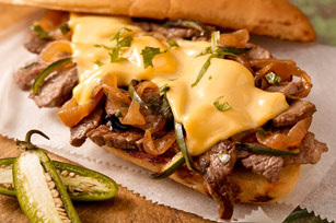 garlic-bread-steak-sandwich-115156 Image 1