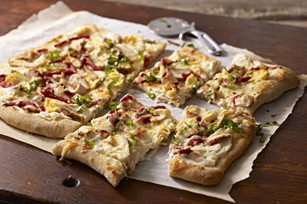 Grilled Chicken Flatbread Image 1