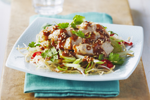 Grilled Chicken Salad with Crispy Noodles Image 1