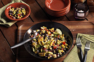 Grilled Corn & Black Bean Salad Image 1