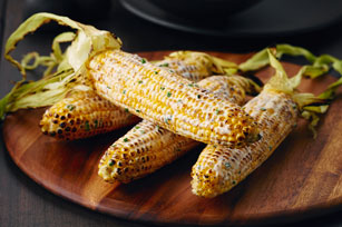 RANCHER'S CHOICE Grilled Corn on the Cob