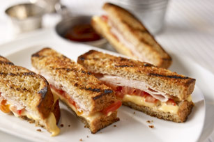 Grilled Turkey & Cheese Sandwich Image 1