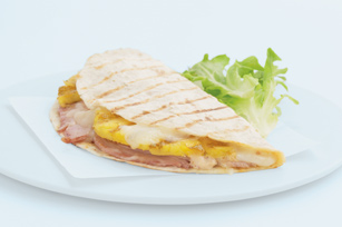 Grilled Hawaiian Quesadillas Image 1