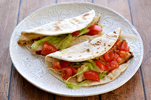 Grilled Italian Chicken Tacos