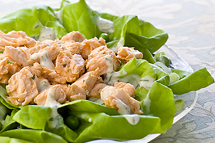 Grilled Salmon Salad Image 1