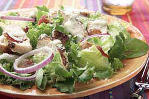 Chicken Caesar Salad Image 1