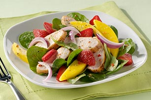 Grilled Chicken and Mango Salad Image 1